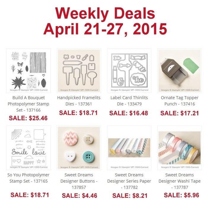 Weekly DealsApril 27