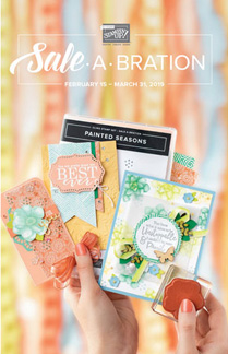 Stampin' Up! Sale-a-Bration Brochure