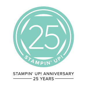 25 Years with Stampin' Up!