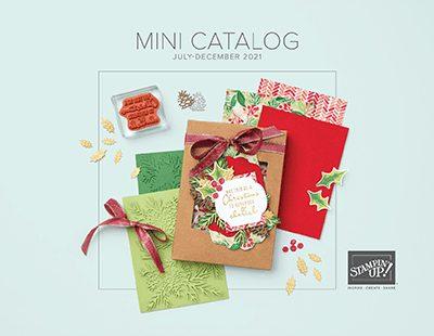 Stampin' Up! Mini Catalog