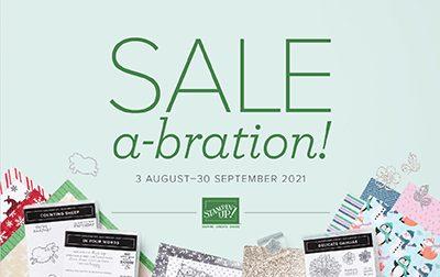 Sale-A-Bration Catalog